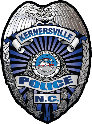 Kernersville Police Department Badge